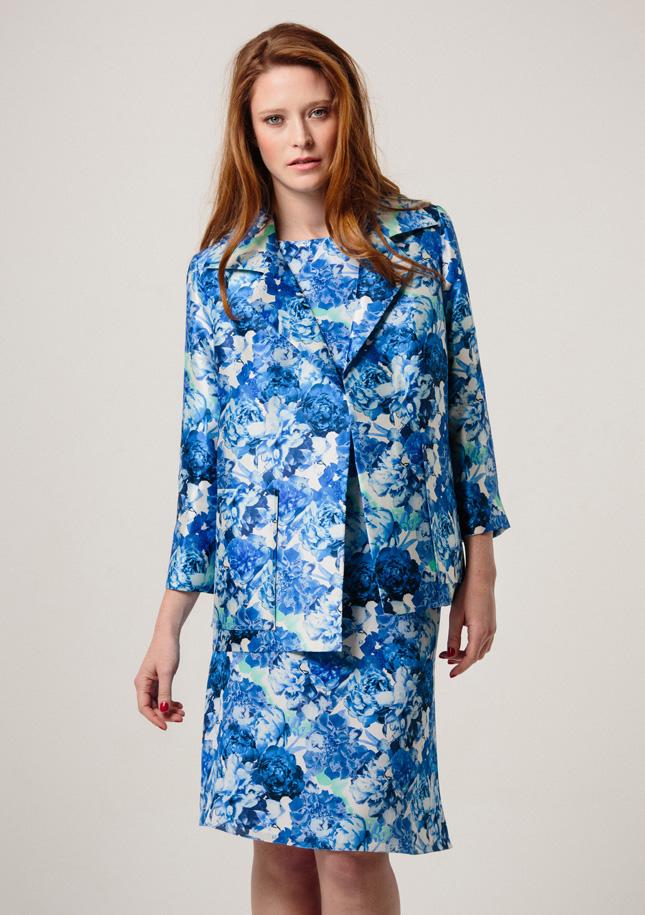 Blue Print Zibeline Jacket 1