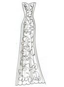 Corded Lace Dress – Cheek to Cheek
