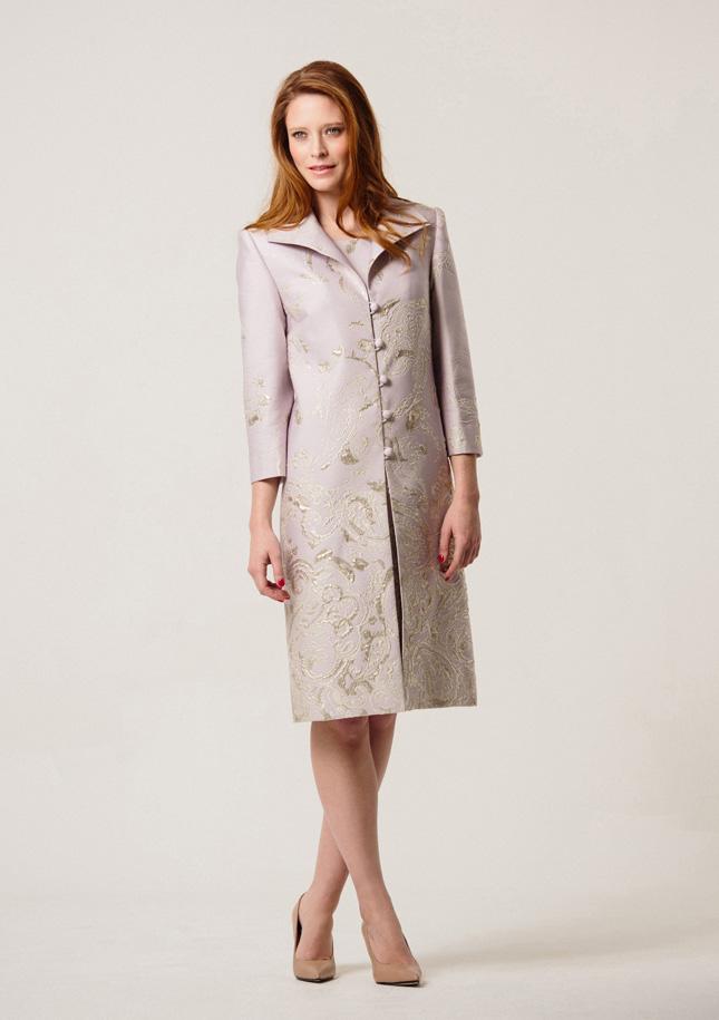 Lilca Brocade Coat