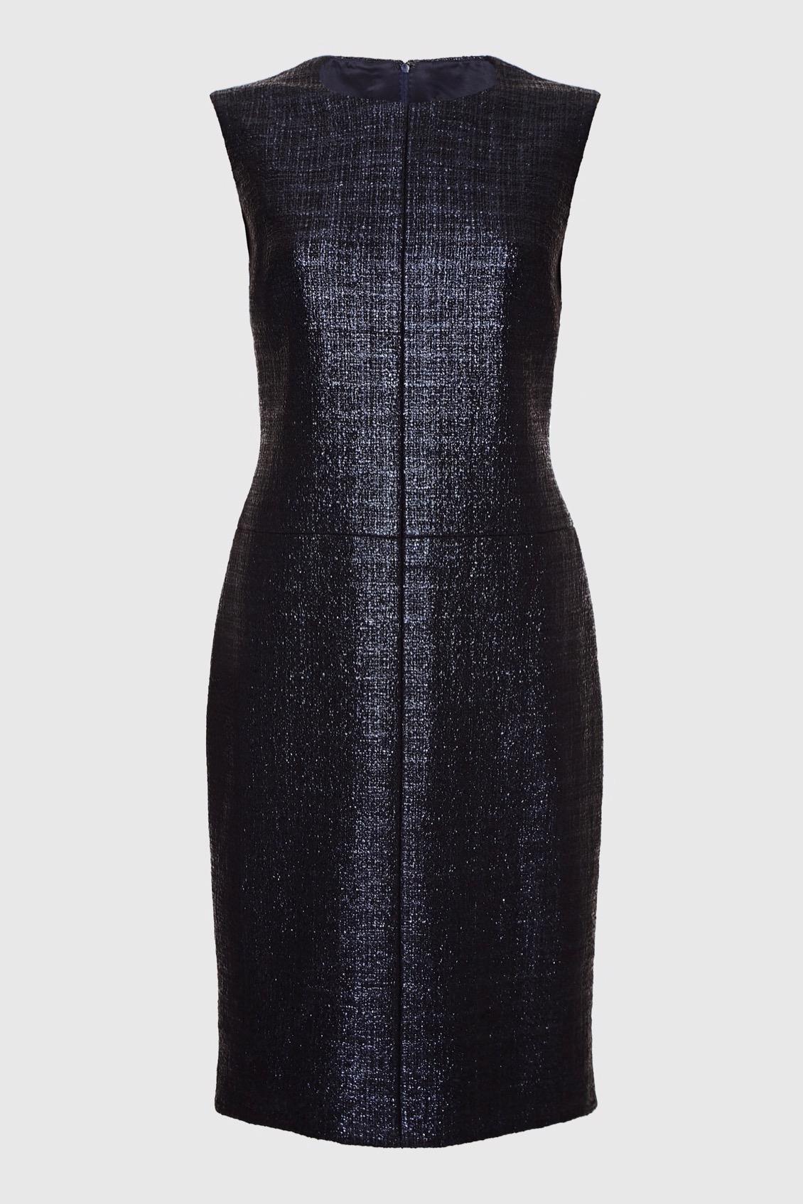 hopsack dress_F